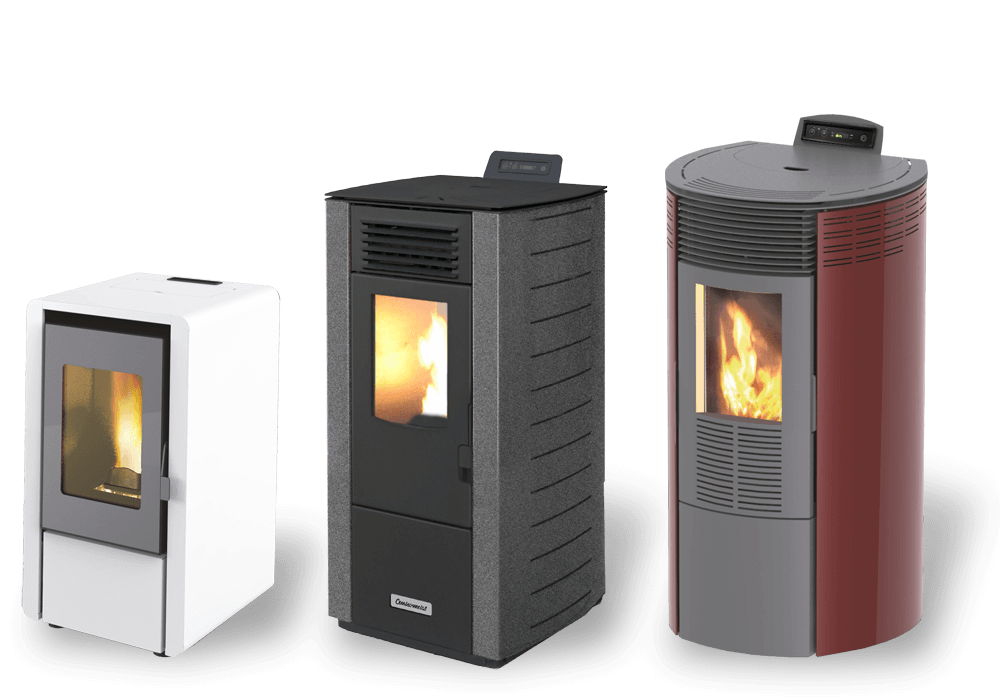 Wood Pellet Stoves And Thermostoves Centrometal